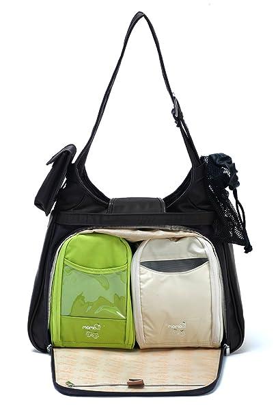 momo baby shoulder bag diaper bag jenna shoulder bag. Black Bedroom Furniture Sets. Home Design Ideas