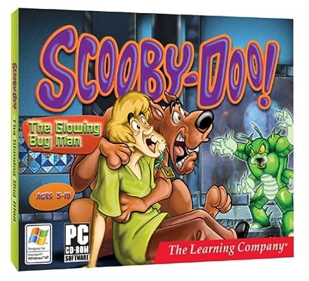 Scooby Doo Glowing Bug Man (Jewel Case)