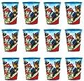 PAW Patrol Reusable Keepsake Cups (12x) ~ Birthday Party Supplies Plastic Favors