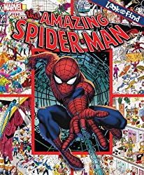 Look and Find: Marvel, The Amazing Spider-Man