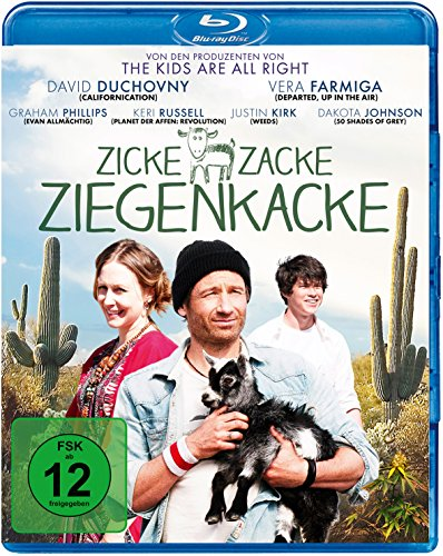 Zicke Zacke Ziegenkacke [Blu-ray]