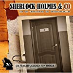 Die Verschwundenen von Zimmer 5 (Sherlock Holmes & Co 20)   Thomas Tippner