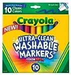 Crayola  Ultraclean Broadline Classic...