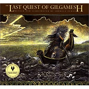 The Last Quest of Gilgamesh (The Gilgamesh Trilogy)