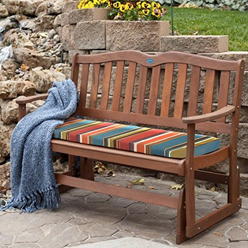 Outdoor Gliders Bench Furniture Swings Retro LoveSeat Patio Porch Picnic Wood Outdoors Lawn Garden Park Benches Wooden For Sale Outside Cheap Best Seating Natural 0