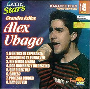 Karaoke:Alex Ubago 1-Latin Sta