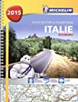 Atlas Italie 2015 Michelin