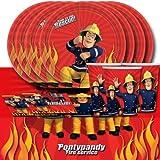 61qscxseh l aa160 jpg - Decoration anniversaire sam le pompier ...
