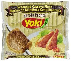 Amazon.com : Seasoned Cassava Flour - Farofa de Mandioca