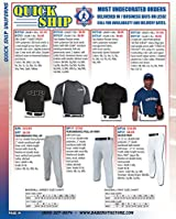 Anaconda Sports® Babe Ruth Quick Ship Uniforms - Men's (Call 1-800-327-0074, ext 191 to order)
