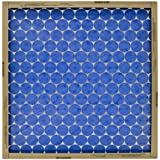 Flanders PrecisionAire 10255.011414 14 by 14 by 1 Flat Panel Heavy Duty Spun Glass Air Filter, 12-Pack