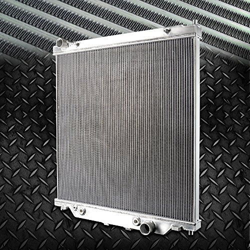 6.0L Aluminum Radiator For FORD F250 F350 Powerstroke 2003-2007 AT/MT (F250 Aluminum Radiator compare prices)