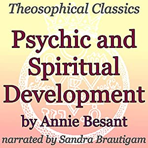 Psychic and Spiritual Development Audiobook
