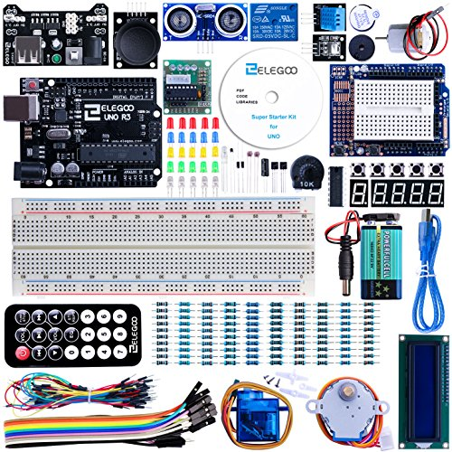 elegoo-uno-project-super-starter-kit-with-tutorial-5v-relay-uno-r3-power-supply-module-servo-motor-9