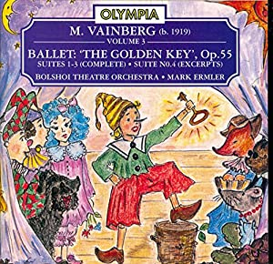 "Vainberg: Ballet ""The Golden Key"" Suites"