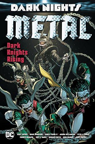Dark Nights: Metal: Dark Knights Rising (Dark Nights: Metal: Dark Knight Rising) [Tomasi, Peter J. - Williamson, Joshua - Tynion, James IV] (Tapa Dura)