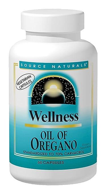 Отзывы Source Naturals - Oil Of Oregano, 60 capsules