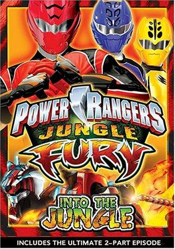 Power Rangers: Jungle Fury - Into the Jungle [DVD] [Region 1] [US Import] [NTSC]