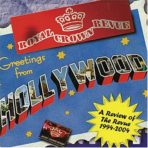 Royal Crown Revue - Greetings from Hollywood - Zortam Music