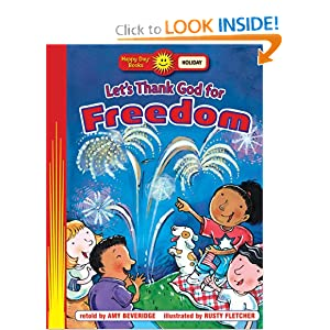 Let's Thank God for Freedom (Happy Day Books: Holiday & Seasonal)