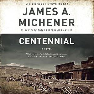 Centennial Audiobook