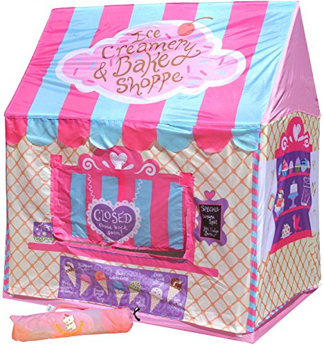 Children-Play-Tent-By-OffspringInspired-PREMIUM-QUALITY-Tents-For-Kids-Ice-Cream-and-Bakery-Shop-Play-Tent-Kids-Tent-and-Indoor-Playtent-1-2-Person-Kids-Play-Tent-and-Easy-to-Use-Easy-to-Fold