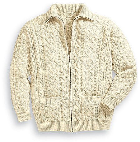 Aran Vest Knitting Pattern : ARAN CARDIGAN VEST PATTERN   FREE Knitting PATTERNS