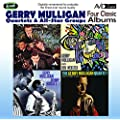 Four Classic Albums [Gerry Mulligan Meets Johnny Hodges / What Is There To Say? / Gerry Mulligan Meets Ben Webster / Gerry Mulligan Quartet At Storyville]