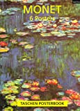 Monet Posterbook (382288328X) by Claude Monet