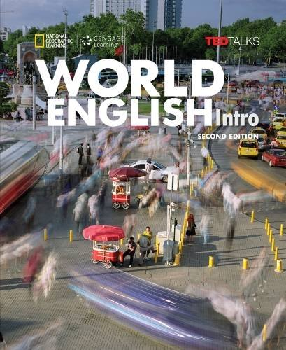 Pkg World English Intro Sb + Student CDROM (World English: Real People, Real Places, Real Language)