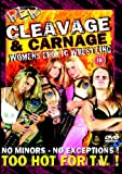 Women'S Erotic Wrestling (Wew) - Cleavage And Carnage [DVD] [2005]