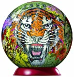 Acquista Ravensburger 11520, Miami Ink, Puzzleball da 240 pezzi
