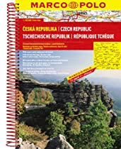 Czech Republic Marco Polo Atlas (Marco Polo Atlases (Multilingual))