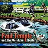 Durbridge Francis Paul Temple and the Vandyke Affair (BBC Audio)