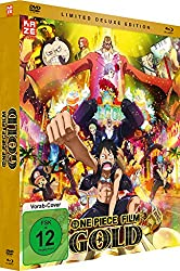 One Piece Movie 12: Gold [Limited Collector's Edition inkl. DVD und Blu-ray)