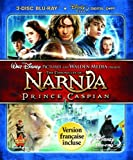 The Chronicles of Narnia: Prince Caspian (3-Disc Special Edition) [Blu-ray]