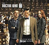 2014 Doctor Who Wall Calendar