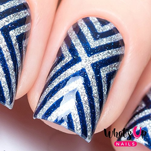 whats-up-nails-x-pattern-nail-stencils-stickers-vinyls-for-nail-art-design-1-sheet-12-stencils