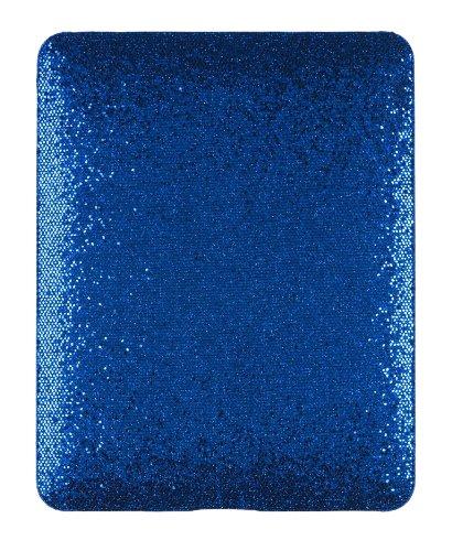 Hard Sparkles Case for Apple iPad (Original iPad) - Dark Blue