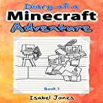 Diary of a Minecraft Adventure, Book 1 | Isabel Jones