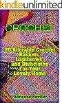 Crochet: 20 Adorable Crochet Baskets,...