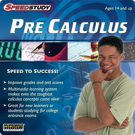 Speedstudy: Pre-Calculus [Download]