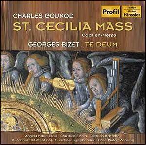 Bizet - Te Deum Gounod - St Cecilia Mass by Profil