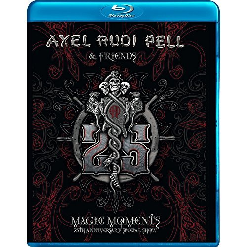 Axel Rudi Pell – Magic Moments – 25th Anniversary Special Show (2015) 720p+1080p MBluRay x264-FKKHD