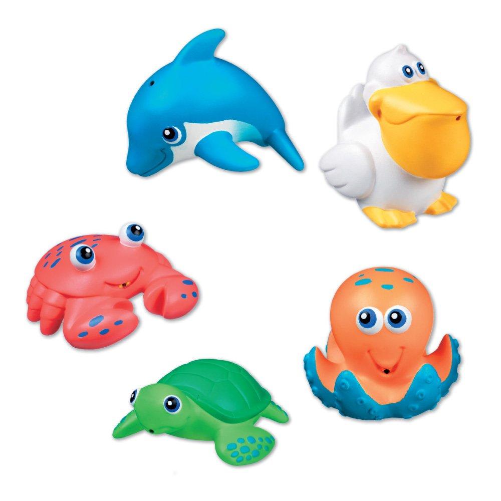 Juguetes para el Baño Munchkin - Animales  Bebé Más información y revisión del cliente