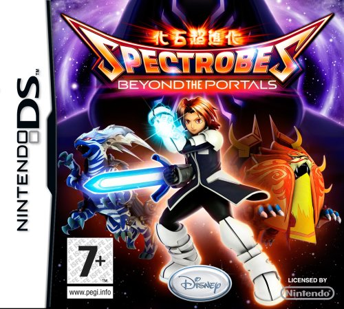 Spectrobes Beyond The Portals (Nintendo DS)