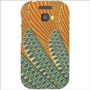 Micromax Bolt A064 Back Cover - Silicon Superb Designer Cases