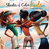 Shades of Color Kids 2015 Calendar