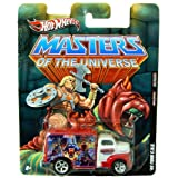 Hot Wheels Masters Of The Universe 1:64 Scale Diecast Car: 49 Ford C.O.E