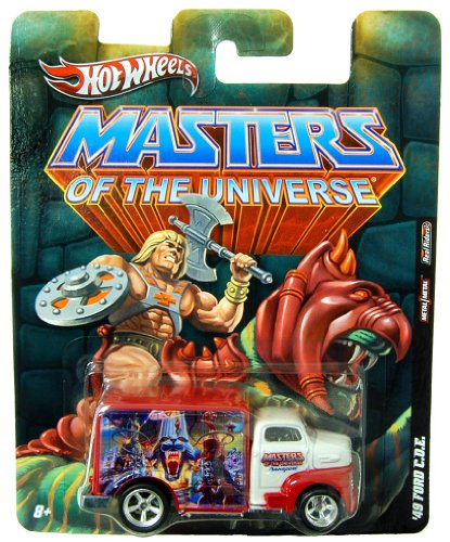 Hot Wheels Masters Of The Universe 1:64 Scale Diecast Car: '49 Ford C.O.E